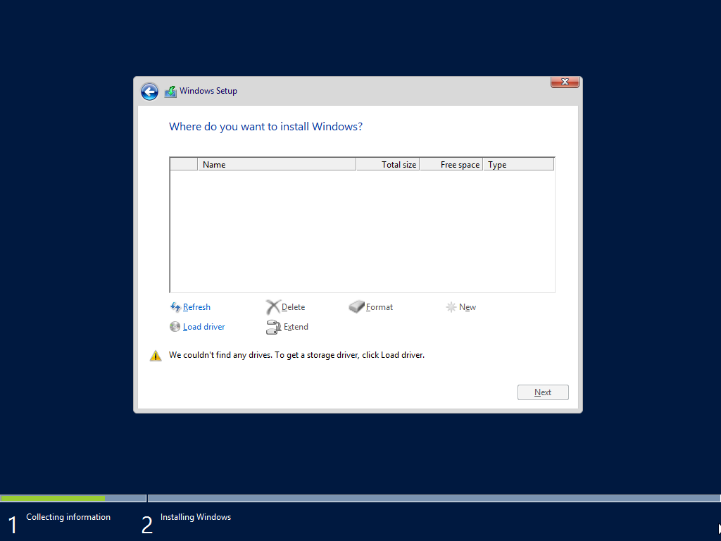 Adding VMware Drivers to Server 2012 R2 Boot Media - vGemba