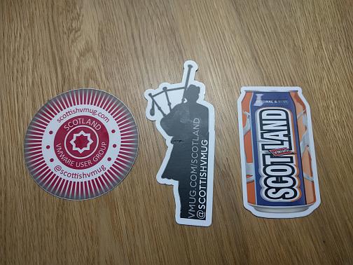 VMUG Stickers